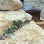 מצבת אבן גלילית